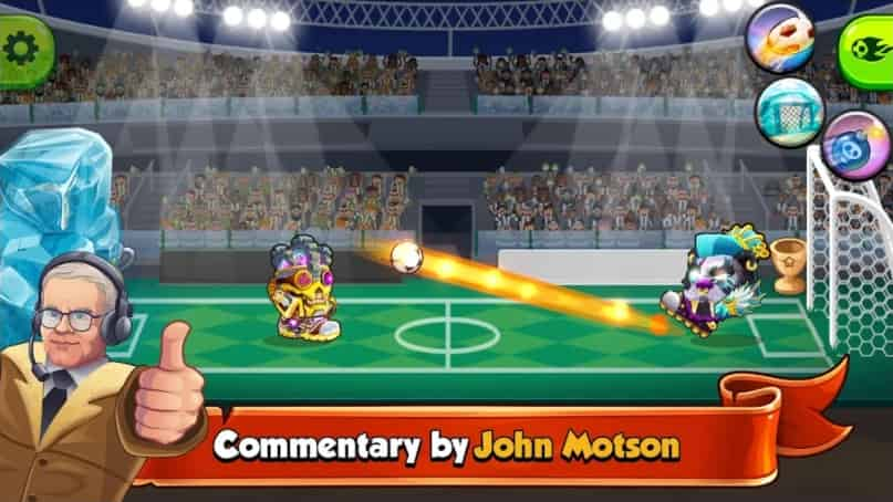 Head Ball 2 MOD Unlimited Coins