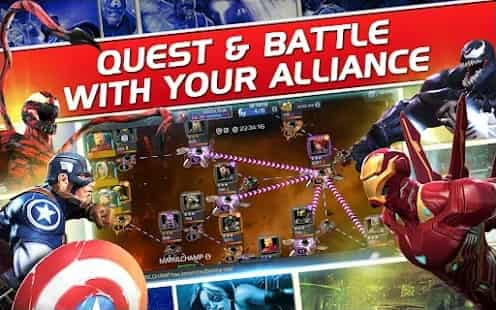 Marvel Contest of Champions Mod Unlimited Money