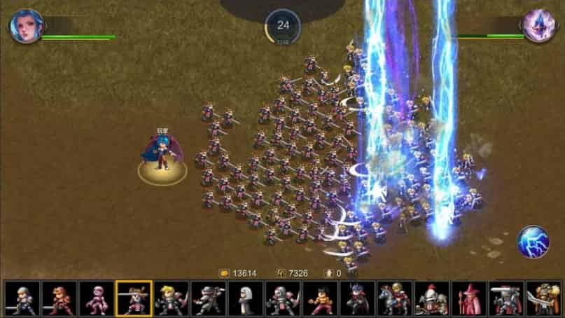 Miragine War APK Unlimited Gems