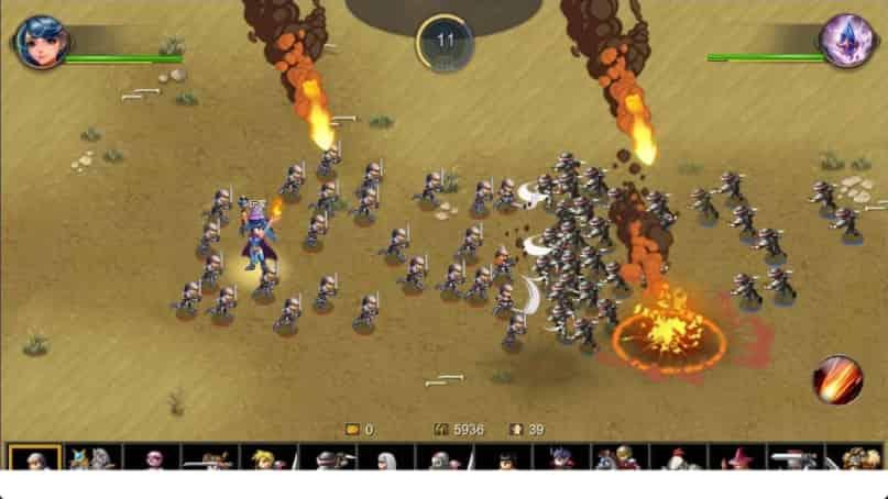 Miragine War Unlimited Crystal