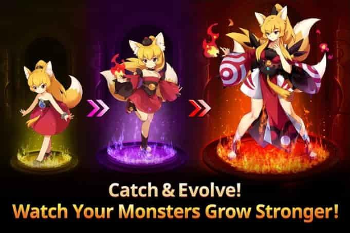 Monster Super League APK Unlimited Money