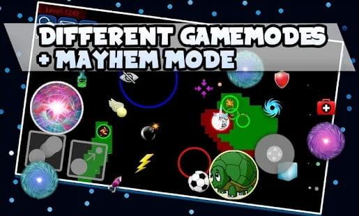 Nebulous Io MOD Unlimited Plasma