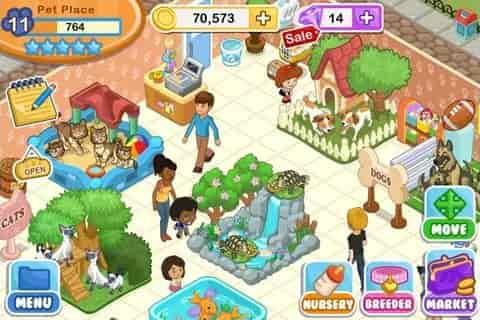 Pet Shop Story APK Unlimited Gems