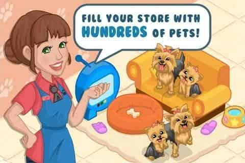 Pet Shop Story MOD Unlimited Money