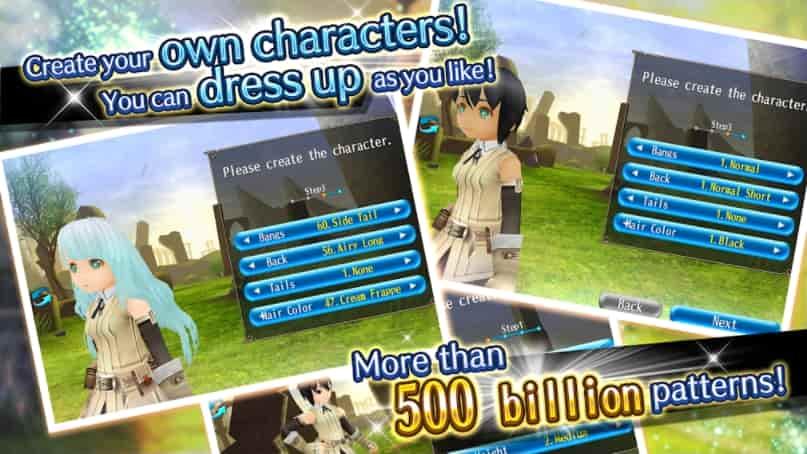 RPG Toram Online Mod Unlimited Money