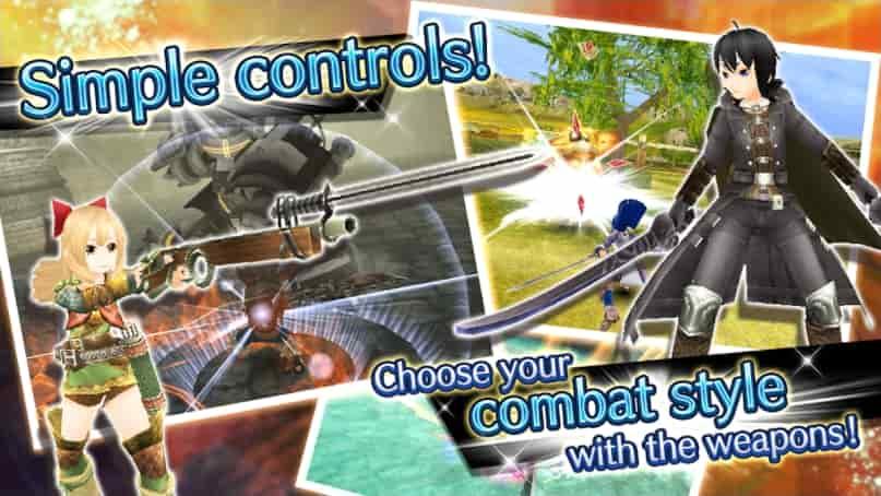 RPG Toram Online Unlimited Orbs