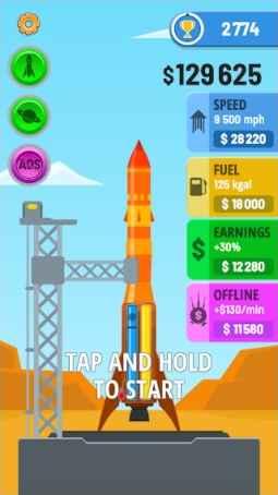 Rocket Sky MOD APK