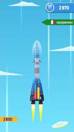 Rocket Sky Rockets Unlock