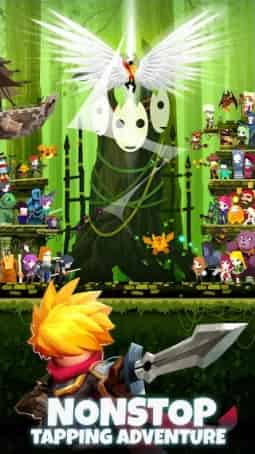Tap Titans 2 MOD Unlimited Everything