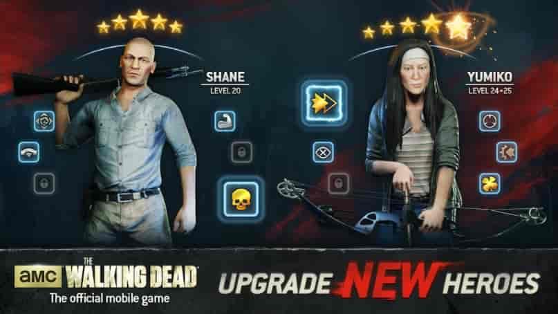The Walking Dead No Man's Land MOD Unlimited Money