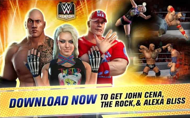 WWE Champions 2021 APK One Hit Kill
