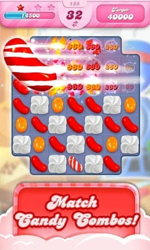 Candy Crush Saga Unlimited Lives Boosters