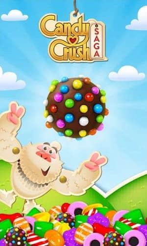 Candy Crush Saga Unlimited Everything