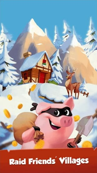 Coin Master Mod Apk Unlimited Coins Spins