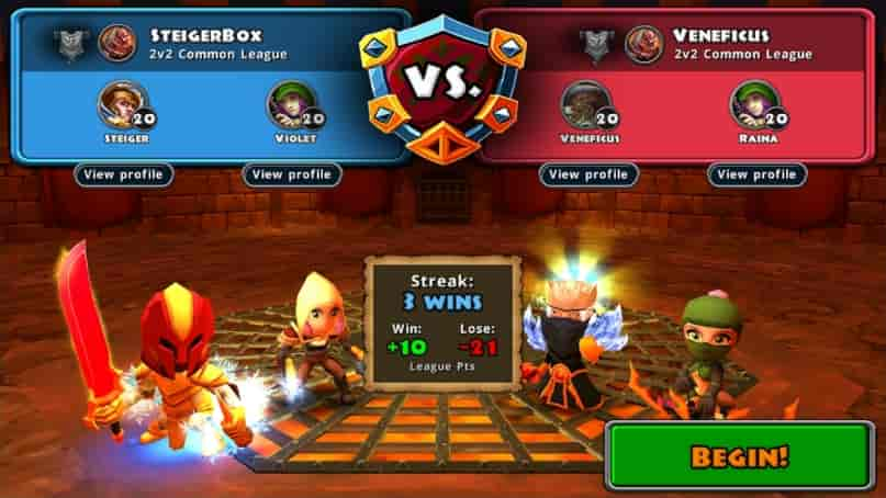 Download Dungeon Quest God Mode