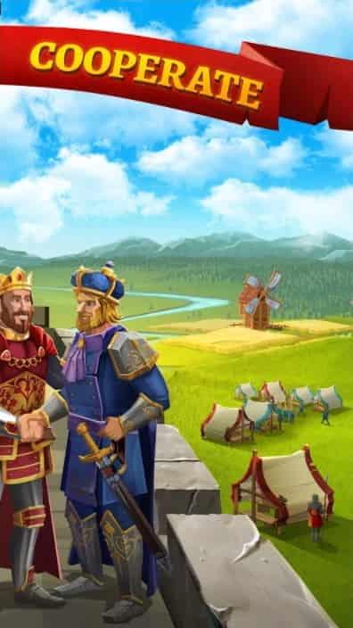 Empire Four Kingdoms Unlimited Money
