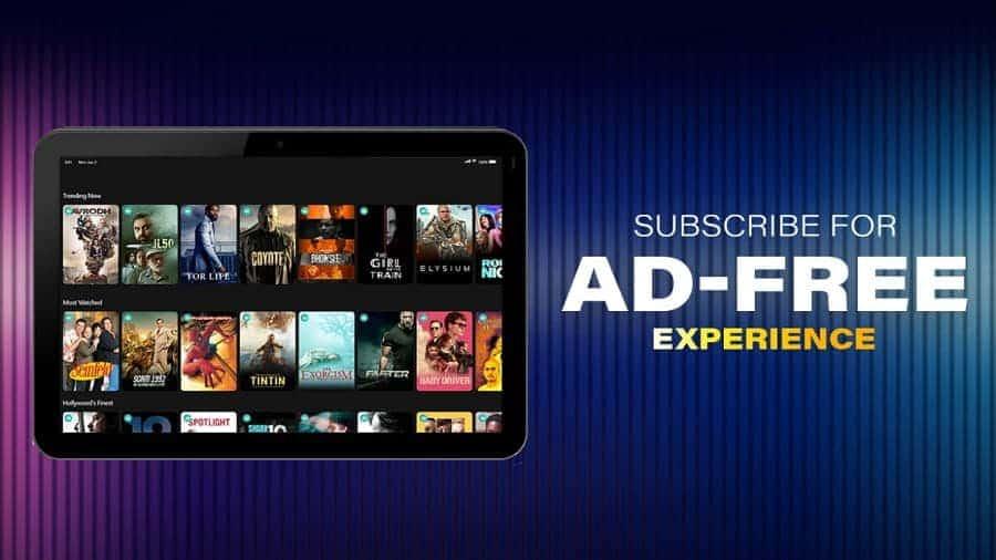 SonyLIV ads-Free Experience