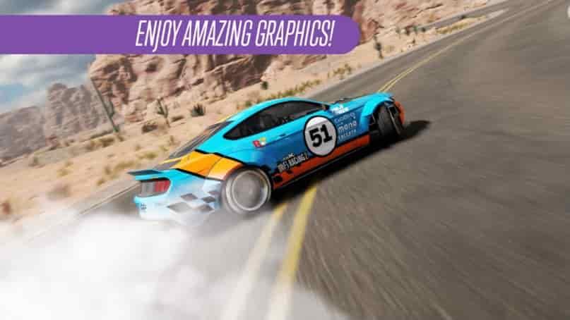 CarX Drift Racing 2 Mod Unlimited Money