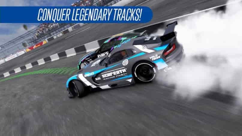 CarX Drift Racing 2 Unlimited Silver GoldFuel