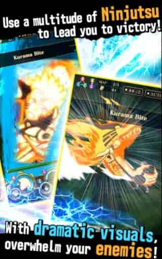 Download Ultimate Ninja Blazing God Mod