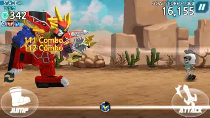 Download free Power Rangers Dash