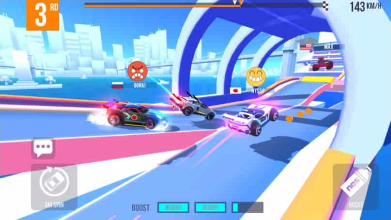 Download Latest Version SUP Multiplayer Racing