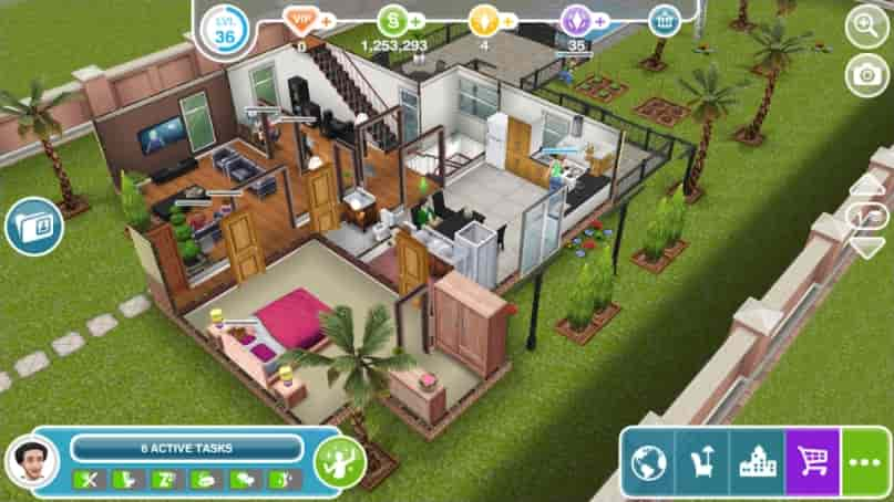 Download Latest Version The Sims FreePlay
