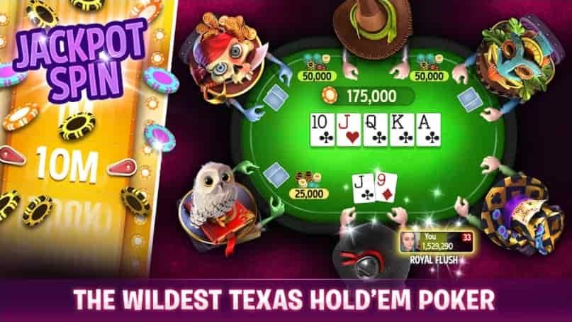Governor of Poker 3 MOD Unlimited Money