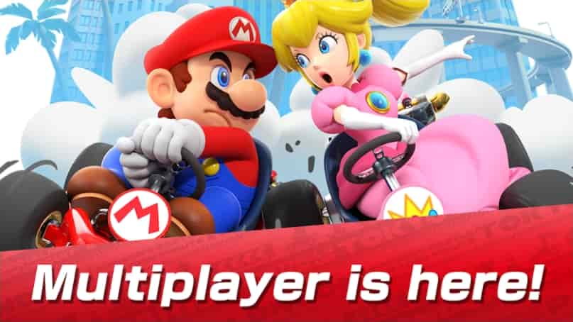 Mario Kart Tour Mod Unlimited Rubies