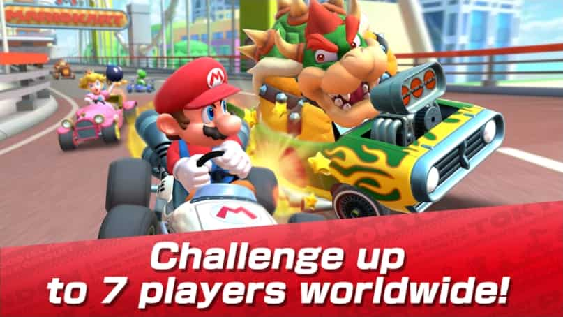 Mario Kart Tour Unlocked Everything