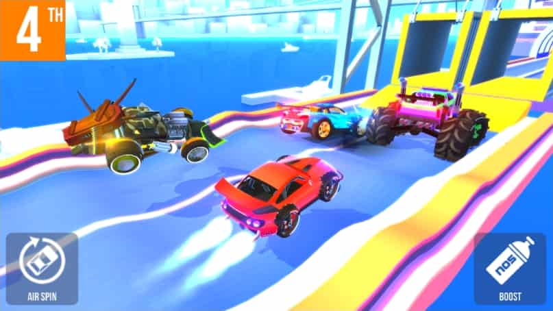 SUP Multiplayer Racing Free Shipping