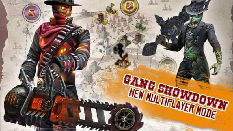 Six Guns Gang Showdown Unlimited Data