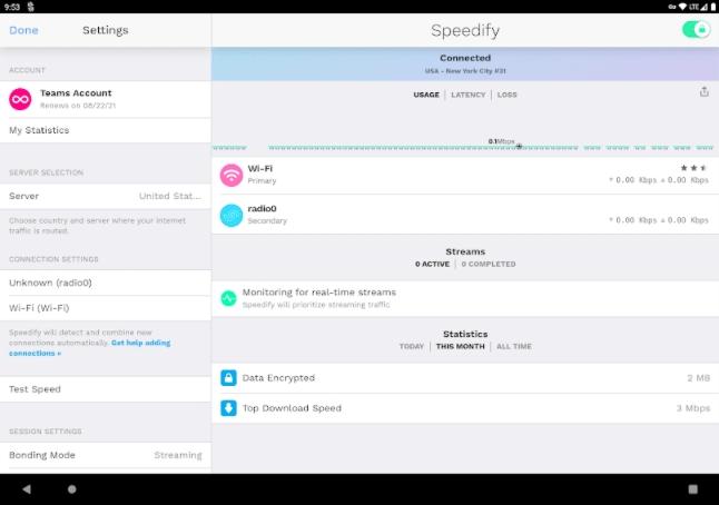 Speedify VPN Premium Mod Apk