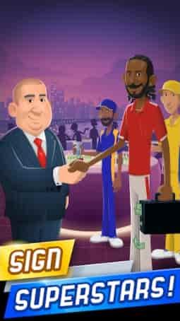 Stick Cricket Super League APK Unlimited Coins