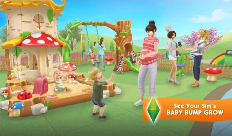 The Sims FreePlay Apk Unlocked Everything