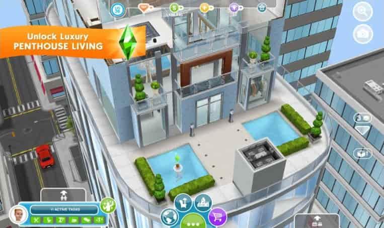 The Sims FreePlay Unlock VIP