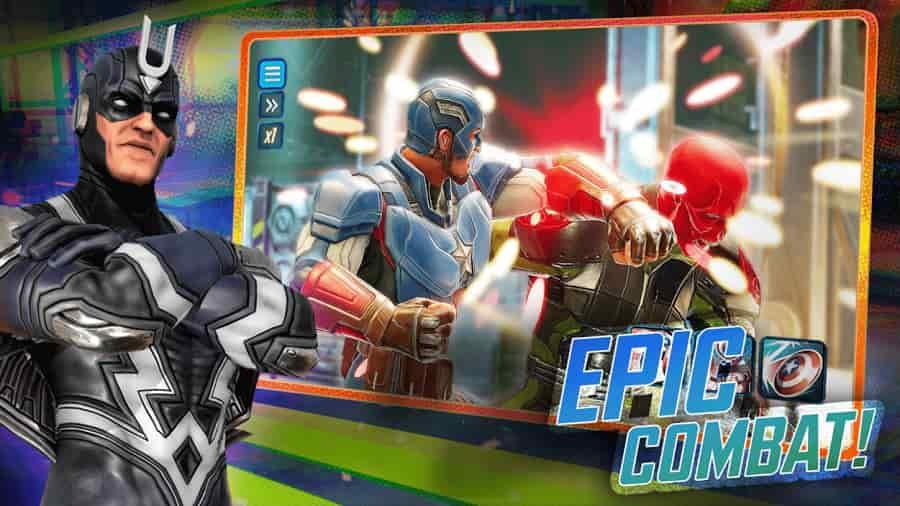 Marvel Strike Force Mod Apk Download