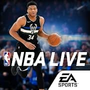 NBA LIVE Mobile Basketball Mod APK 5.2.20 (Unlimited Money)