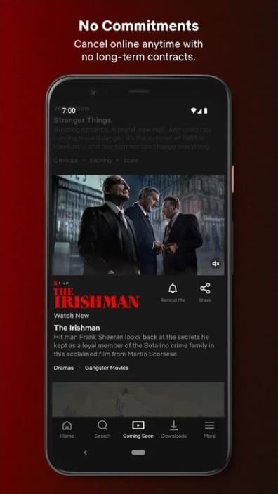 Netflix MOD APK No Ads