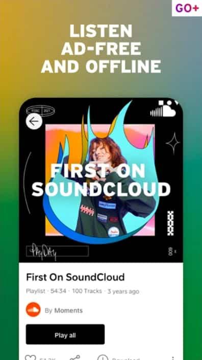 SoundCloud Premium Unlocked