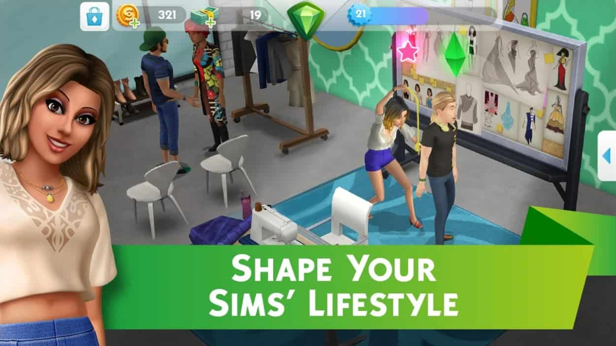 The Sims Mobile Latest Version