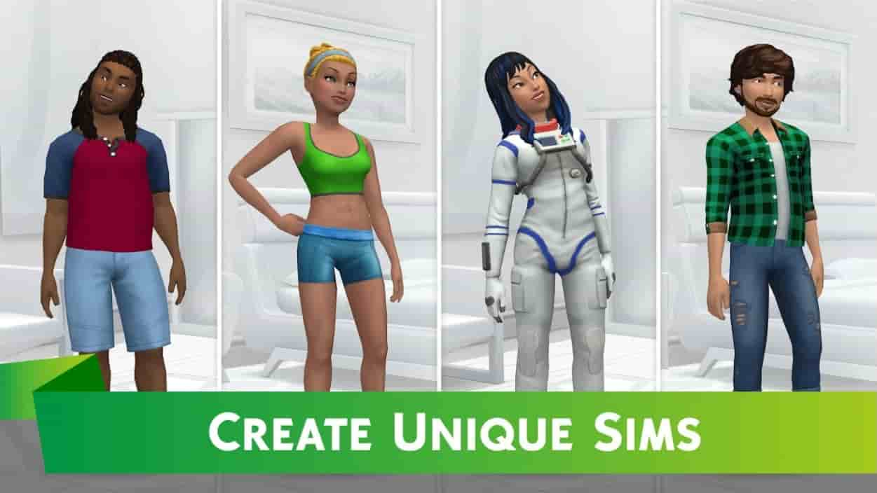 The Sims Mobile Unlimited Money
