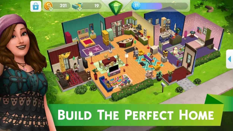 The Sims Mobile Unlimited Simcash Simoleons